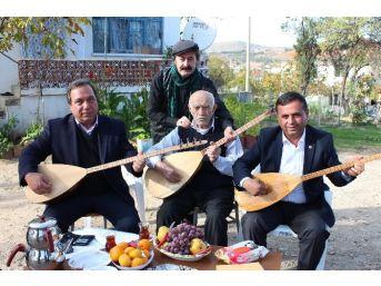 Çal Türküleri Yeniden Hayat Buldu