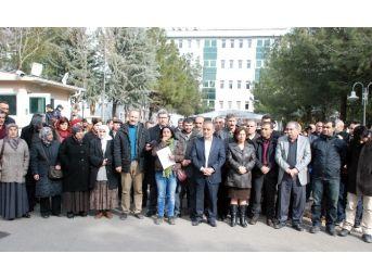 Diyarbakır D Tipi Cezaevi İdarecileri Hakkında Suç Duyurusu