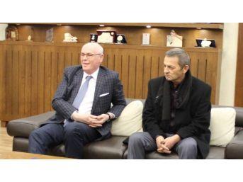 Ldp Genel Başkanı Cem Toker Eskişehir'de