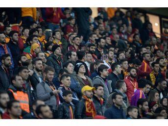 Galatasaray - Diyarbakır Büyükşehir Belediyespor Maçının Ikinci Yarı Fotoğrafları