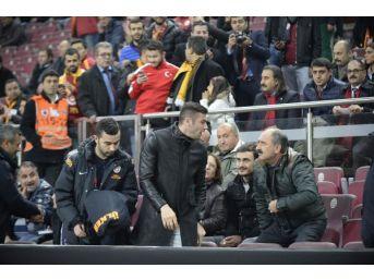 Galatasaray - Diyarbakır Büyükşehir Belediyespor Maçının Ilk Yarı Fotoğrafları