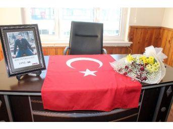 Hayatını Kaybeden Beyşehir Ülkü Ocakları Başkanı Turak İçin Kur'an-ı Kerim Okutuldu