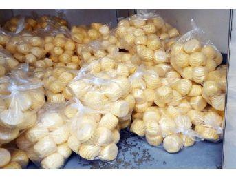 1.5 Ton Margarini Tereyağı Diye Satacaktı