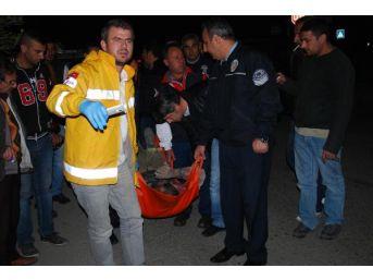 Trafoda Elektrik Akımına Kapılan Hırsızlık Şüphelisi Yaralandı