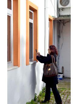 Bodrum'da Aydem Şubesinden Hırsızlık