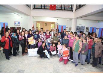 Milas'ta Özel Öğrencilere Sürpriz Etkinlik Düzenlendi