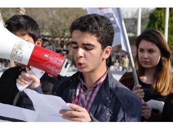 Milas'ta Tgb'liler Uğur Mumcu'yu Unutmadı