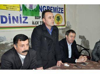 Şirvan'da Husumetli Aileler Barıştırıldı