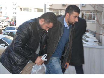 Duvarı Delip Mağazadan Telefon Çalan Şüpheli Tutuklandı