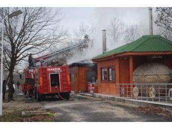 Restoran'da Yangın