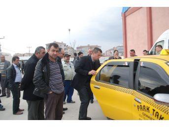 Servislere Ve Taksilere 'uygunluk' Kontrolü