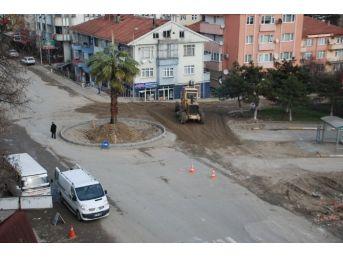 Çaycuma'da Beşinci Kavşak Belediye Sosyal Tesislerine Yapılacak