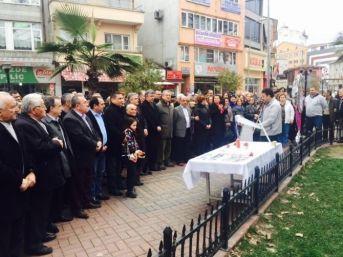 Gazeteci-yazar Uğur Mumcu Çaycuma'da Anıldı