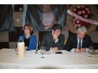 Kdz. Ereğli Mhp Kongresinde Talat Şeker Güven Tazeledi