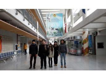 Tso Anadolu Lisesi Bilim Sınavına Katıldı