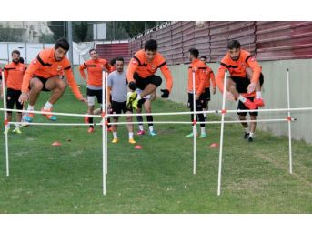 Adanaspor, Şanlıurfa'ya Sıkı Hazırlanıyor