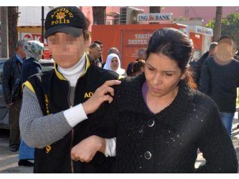Sahte Kadın Kimliği Ile Komşu Kızını Fuhuş Batağına Düşürdü