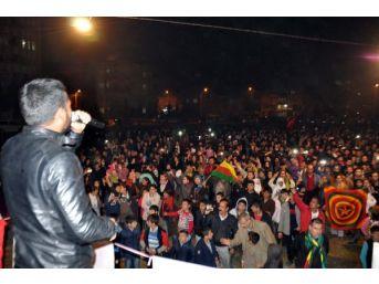 Adıyaman'da Kobani Kutlaması...