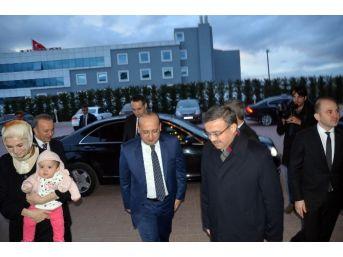 """Ak Parti """"seçim İstişare"""" Toplantısı Afyonkarahisar'da Başladı"""