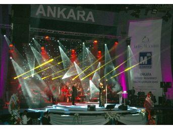 Ankara Serbest Muhasebeci Ve Mali Müşavirler Odası 25. Yılını Kutladı