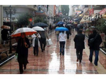 Aydın'ın Kıyı İlçelerinde Kuvvetli Yağış Bekleniyor
