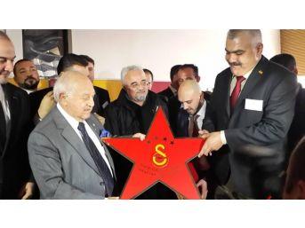 Didim Gs, Galatasaray Taraftar Dernekleri Toplantısına Katıldı