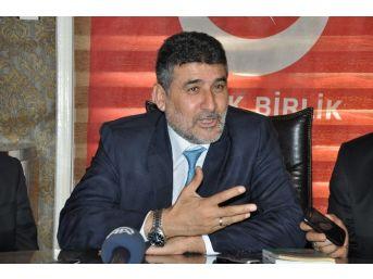 """Bbp Genel Başkan Yardımcısı Çayır: """"bbp Hapishanede Kuruldu"""""""