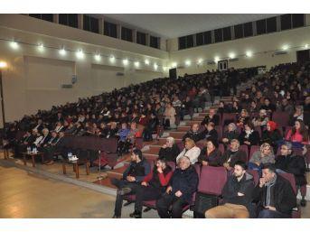 Edremit Türk Müziği Konservatuar Derneği Kış Konseri Yapıldı