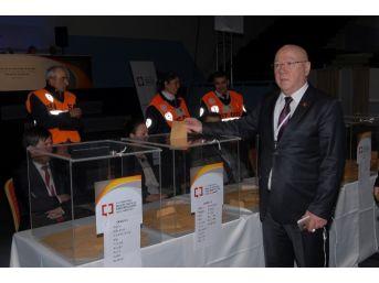 Bik Genel Kurulu Anadolu Gazete Sahipleri Temsilcileri Seçimi Sonuçlandı