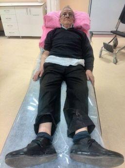 Gazeteci Orhan Güçlü Kaza Geçirdi