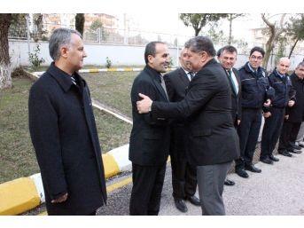 Edirne İl Eski Emniyet Müdürü Dr. Rahmi Baştuğ, Edirne'ye Veda Etti
