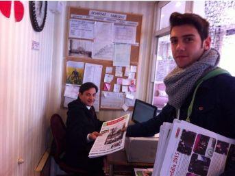Edirne'de 'belediye Haber'in İlk Sayısı Çıktı