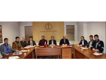 Müsiad Yönetim Kurulu Görev Dağılımı Yaptı