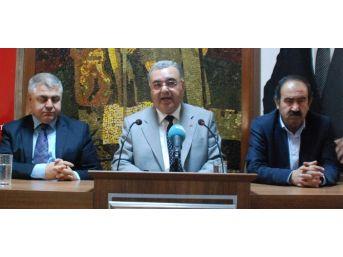 Chp Gaziantep İl Başkanı, Yasa Dışı Dinleme Operasyonlarını Değerlendirdi