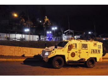 Maltepe'de Gece Yarısı 'terör' Operasyonu
