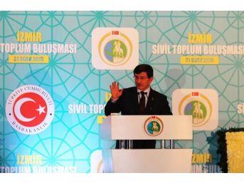 Başbakan Davutoğlu İzmir İş Dünyasıyla Buluştu…(2)