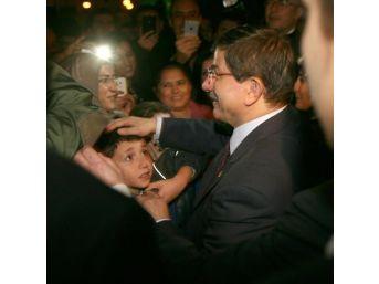 Davutoğlu: İzmir'e, Başbakanlık Ofisi Açacağım (3)