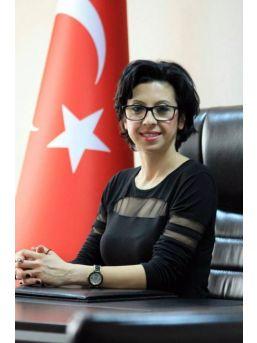 Evrim Oflaz, Türkiye Gençlik Ve Spor Konfederasyonu Turgutlu İlçe Başkanlığı'na Getirildi