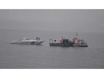 Trolle Avlanan Balıkçılara Darbe