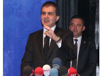 Bakan Ömer Çelik: Devlet Eliyle Hiç Kimse Bir Politika Oluşturamaz