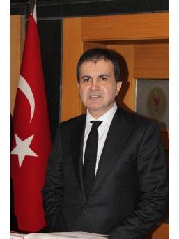 Bakan Ömer Çelik Kahramanmaraş'ta