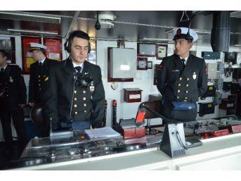 Donanma Tatbikatı Nefesleri Kesti