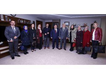 """Karaosmanoğlu: """"kentimizin Değerlerine Sahip Çıkıyoruz"""""""