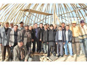 Akşinik Köyü'ne Yeni Cami