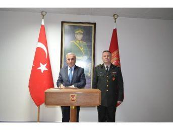 Malatya valisi süleyman kamçı asker alma bölge başkanlığı ile