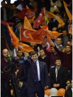 Davutoğlu: İzmir'e, Başbakanlık Ofisi Açacağım (2)