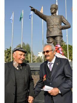 Atatürk'ün Erdemlililerle Sohbetinin 90. Yılı Törenle Kutlandı