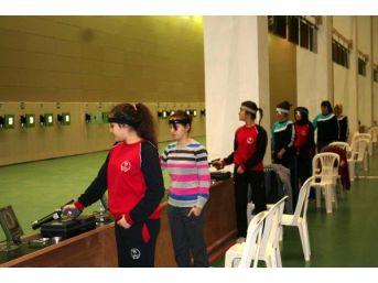 Atıcılık Poligonu Gençlere Açıldı