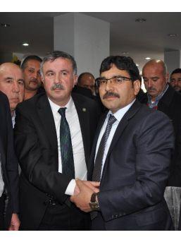Erdemli Ziraat Odası'nın Yeni Başkanı Ahmet Öğer Oldu