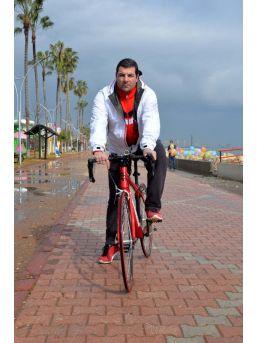 Mersin'den 'çözüm Süreci' Için Diyarbakır'a Bisikletle Gidecek